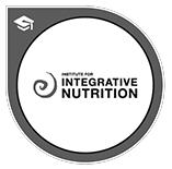 Certificado Institute for Integrative Nutrition