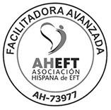 Certificado AHEFT Asociación Hispana de EFT